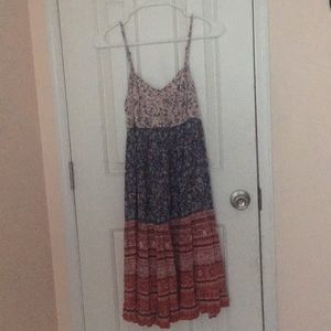 Red white and blue dress patriotic 4th of July🇺🇸